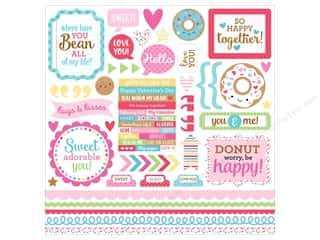 Doodlebug Collection Cream & Sugar Sticker This & That