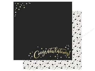 "Simple Stories: Simple Stories Collection Grad Paper 12""x 12"" Graduation Day (25 pieces)"