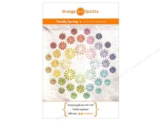 Orange Dot Quilts Totally Spring Pattern