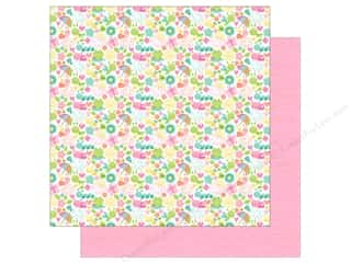 "Doodlebug Collection Spring Thing Paper 12""x 12"" Spring-A-Ling (25 pieces)"