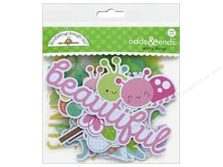 die cuts: Doodlebug Collection Spring Thing Odds & Ends