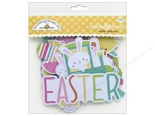 die cuts: Doodlebug Collection Easter Express Odds & Ends