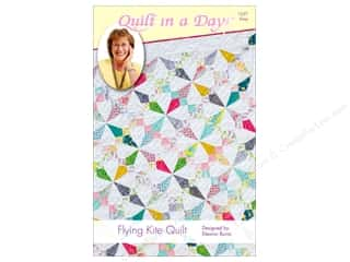 Quilt In A Day Flying Kite Quilt Pattern