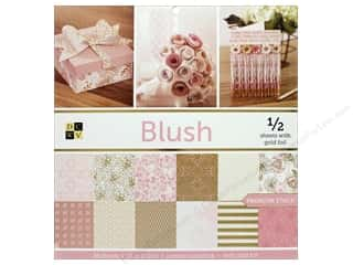 die cuts: DieCuts Stacks 12 in. x 12 in. Prints Blush