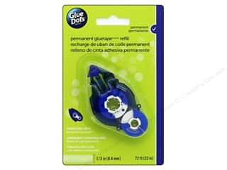 scrapbooking & paper crafts: Glue Dots Glue Tape Permanent Refill