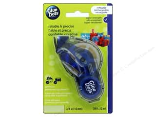 craft & hobbies: Glue Dots Premium Glue Tape Permanent