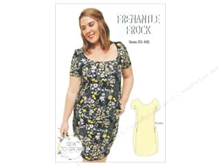 Sew To Grow Fremantle Frock Size XS-4XL Pattern