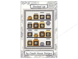 Clearance: Coach House Designs Stocked Up Pattern