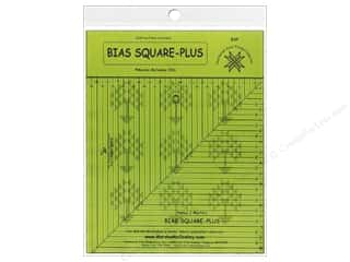Feathered Star Ruler Bias Square-Plus