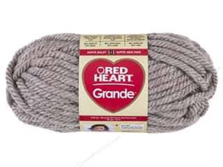 Red Heart Grande Yarn 46 yd. #307 Oatmeal