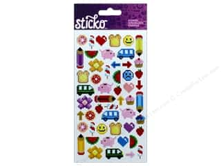 scrapbooking & paper crafts: EK Sticko Stickers Pixel Art