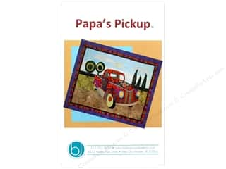 BJ Designs Papa's Pickup Pattern
