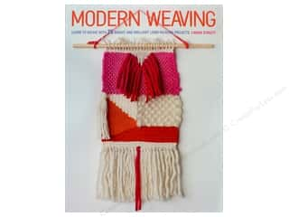 Books & Patterns: Modern Weaving Book by Laura Strutt