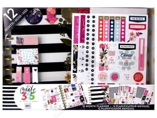 stickers: Me&My Big Ideas Create 365 Happy Planner Planner Box Kit Medium Botanical