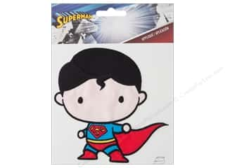 Simplicity Applique Iron On Large Superman Character