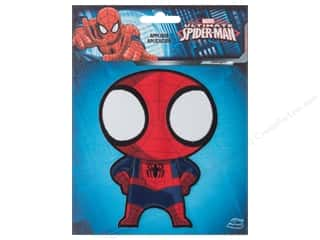 Simplicity Applique Iron On Large Spiderman Character