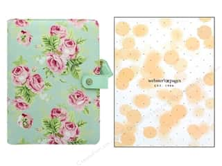 Webster's Pages Color Crush Planner A5 Floral Mint Boxed