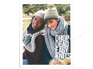 Drop Dead Easy Knits Book by Gale Zucker and Mary Lou Egan