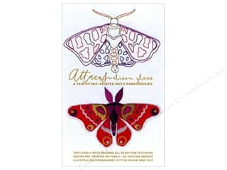Alison Glass Attacus Embroidery Panels Pattern
