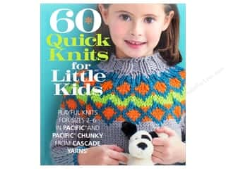 60 Quick Knits For Little Kids Book