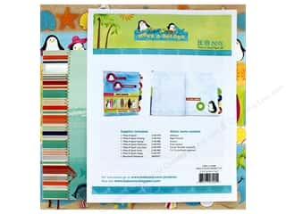 projects & kits: Bo Bunny Collection Make A Splash Project Kit
