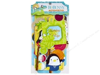 scrapbooking & paper crafts: Bo Bunny Collection Make A Splash Noteworthy