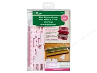 yarn & needlework: Clover Mini Weaving Loom Double