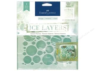 FaberCastell Ice Layers Bubbles