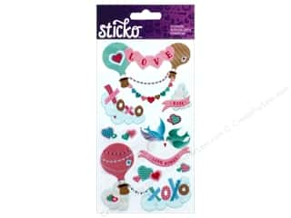 EK Sticko Stickers Love