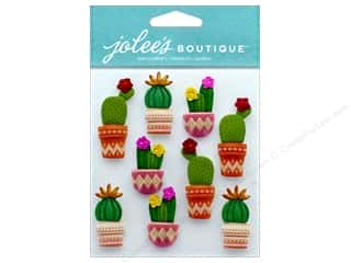 stickers: EK Jolee's Boutique Repeats Cacti