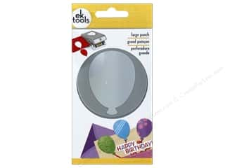 scrapbooking & paper crafts: EK Tools Large Punch - Balloon