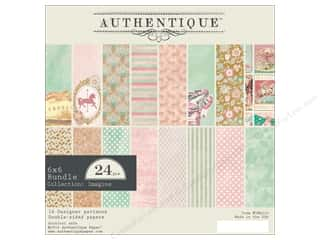 Authentique 6 x 6 in. Paper Bundle Imagine