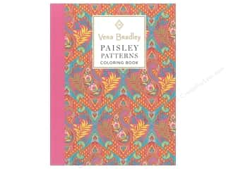 books & patterns: Vera Bradley Paisley Patterns Coloring Book