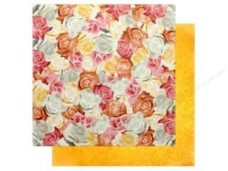 "floral & garden: Bo Bunny Collection Aryia's Garden Paper 12""x 12"" (25 pieces)"