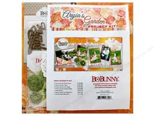 projects & kits: Bo Bunny Collection Aryia's Garden Project Kit