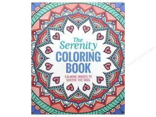 books & patterns: The Serenity Coloring Book