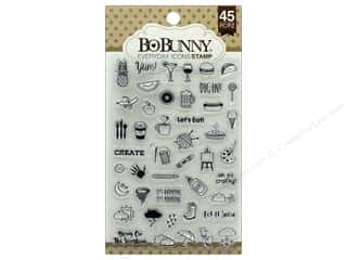 stamps: Bo Bunny Stamp Essentials Everyday Icons