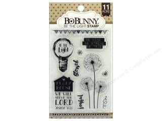 Bo Bunny Stamp Essentials Be The Light