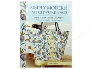 books & patterns: Simply Modern Patchwork Bags Book