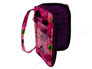 gifts & giftwrap: Darice Smartphone Wristlet Wallet - Pink Floral