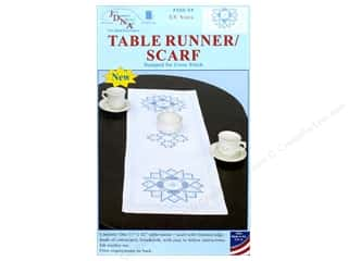 stamps: Jack Dempsey Table Runner/Scarf XX Stars