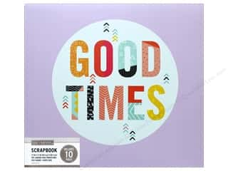 "K&Company Scrapbook Album 12""x 12"" Good Times"