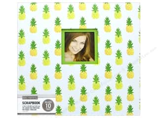 K & Company 12 x 12 in. Scrapbook Window Album Pineapple Scatter