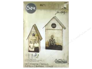 Clearance: Sizzix Dies Tim Holtz Bigz Tiny House