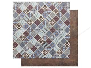 """scrapbooking & paper crafts: Authentique Collection Rugged Paper 12""""x 12"""" One (25 pieces)"""