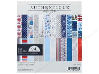 "Authentique Collection Seafarer Bundle Pad 6""x 6"""