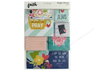 Simple Stories: Simple Stories Collection Faith Snap Pack