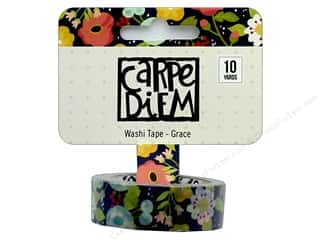 Simple Stories: Simple Stories Collection Faith Carpe Diem Washi Tape Grace