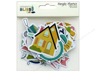 Simple Stories Collection Domestic Bliss Bits & Pieces