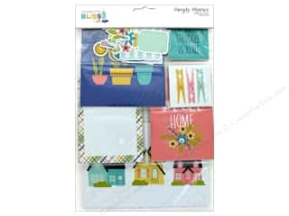 die cuts: Simple Stories Collection Domestic Bliss Snap Pack